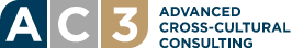 Logo AC3 - Markus Bender - Advanced Cross-Cultural - Consulting - Coaching - Seminar